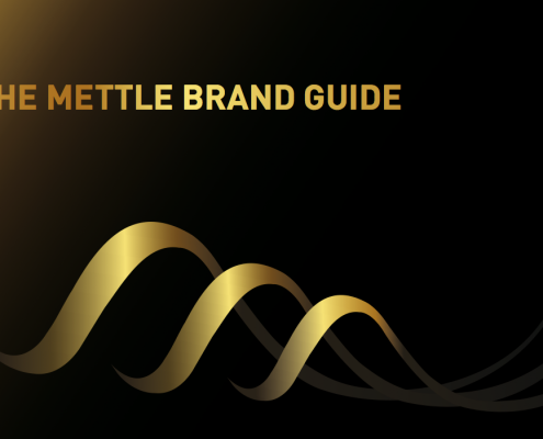 UX Design Style Guide - Mettle 01